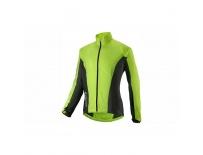 GIANT Core Wind Jacket yellow/grey-M