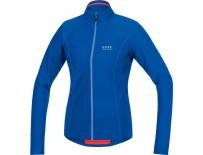 GORE Element Lady Thermo Jersey-brilliant blue/blizzard blue-38