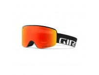 GIRO Axis Black Wordmark Vivid Ember/Vivid Infrared (2Skla)