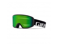 GIRO Scan Black Wordmark Loden Green
