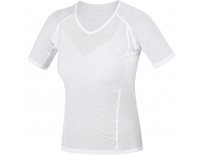 GORE M Women Base Layer Shirt-white-34