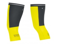 GORE Universal 2.0 Knee Warmers-neon yellow/black-XL