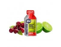 GU Roctane Energy Gel 32 g-cherry/lime 1 SÁČEK (balení 24ks)