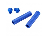 GIANT Contact Silicone Grip-blue