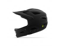 GIRO Switchblade MIPS Mat Black/Glos Black S
