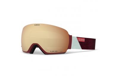 GIRO Lusi Scarlet/Grey Peak Vivid Copper/Vivid Infrared (2Skla)