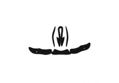 BELL Presidio/Shasta Pad Set-black