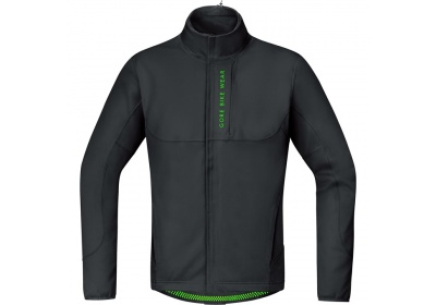 GORE Power Trail WS Soft Shell Thermo Jacket-black-M