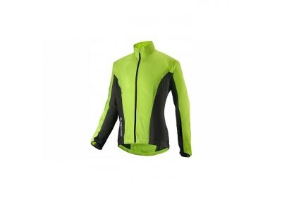 GIANT Core Wind Jacket yellow/grey-L