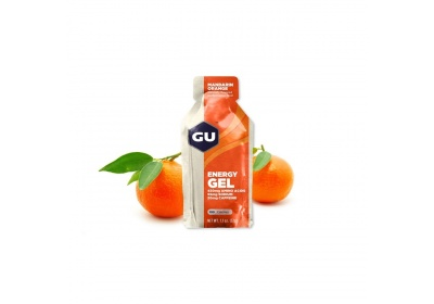 GU Energy Gel 32 g Mandarin Orange 1 SÁČEK (balení 24ks)