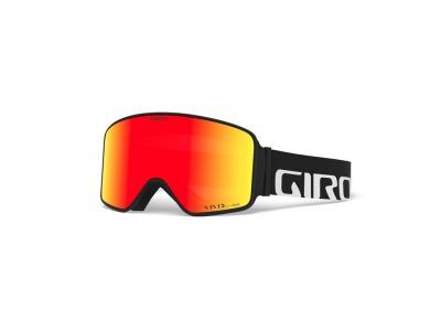 GIRO Method Black Wordmark Vivid Ember/Vivid Infrared (2skla)