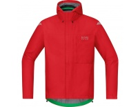 GORE Element GT Paclite Jacket-red-M