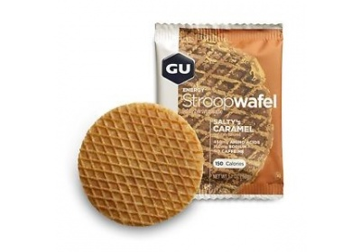 GU Energy Wafel Salted Chocolate (16ks v balení)