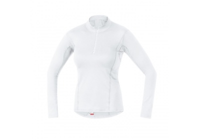 GORE Base Layer Lady Turtleneck-white-40