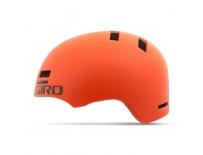 GIRO Section-mat vermilion-L