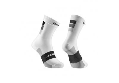 GIANT Elevate Socks-white/blue-M