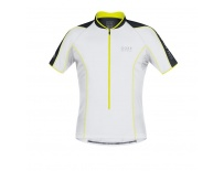 GORE Power Phantom 2.0 Jersey-white/black-M