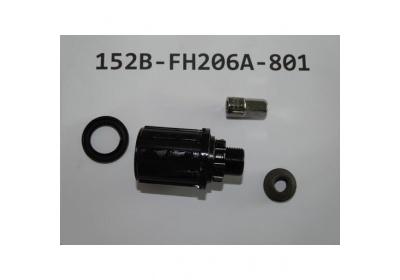 FH206-02 Freehub Body for GRB30/GREB32/GDC1032/GDC1524 (Shimano+Sram)