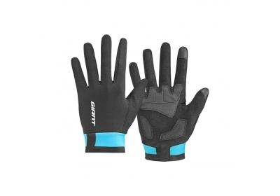 GIANT Elevate LF Glove-black/blue-S