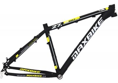 "rám Maxbike M507 2015 21"" černý mat"