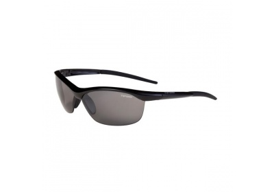 Tifosi Gavia SL-Gloss Black/single lens/Smoke w/GG