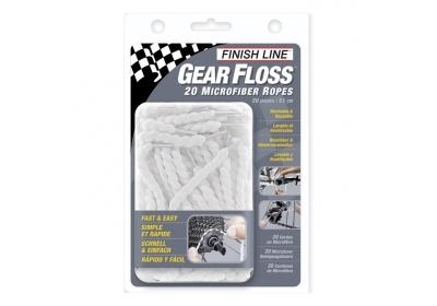 """FINISH LINE Gear Floss - """"dentální nit"""" pro pastorky"""