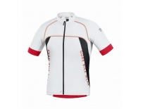 GORE Alp-X PRO Jersey-white/black-M