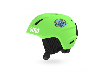 GIRO Launch Mat Bright Green/Lilnugs S