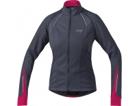 GORE Phantom Lady 2.0 WS Soft Shell Jacket-graphite gray/jazzy pink-40