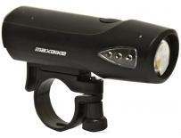 světlo MAXBIKE přední JY-224, černé, 1 Watt
