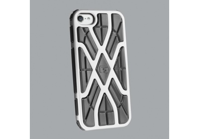 G-Form iPod Touch-silver/black RPT