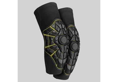 G-Form Elite Elbow Guard-black/yellow-S