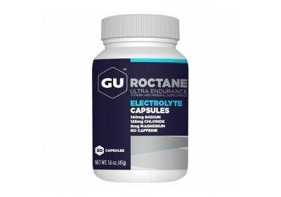 GU Roctane Electrolyte Capsules 50 kapslí DÓZA