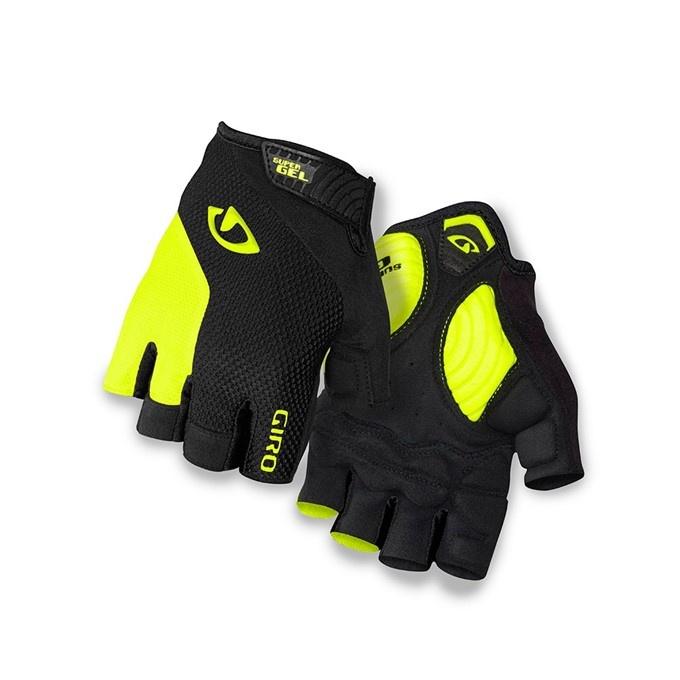 GIRO Strade Dure Black/Highlight Yellow L