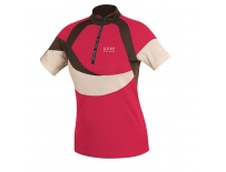 GORE Freeride Lady Jersey-light red/light beig-36