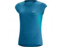 GORE R3 Women Shirt-sphere blue/scuba blue-38