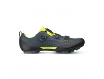 FIZIK Terra X5-grey/yellow fluo-44.5