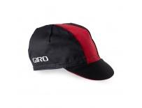 GIRO Classic Cotton Black/Red