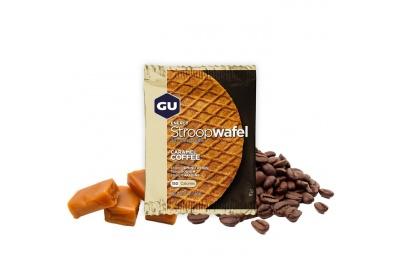 GU Energy Wafel Caramel Coffee (16ks v balení)