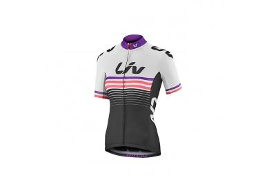 LIV Race Day SS Jersey-white/black-M