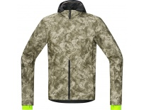GORE Element Urban Print WS Soft Shell Jacket-camouflage-M