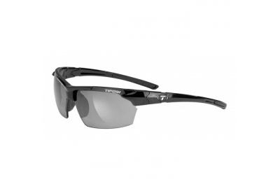 Tifosi Jet-Gloss Black/single lens/Smoke GG