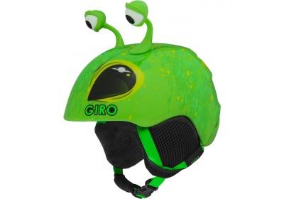 GIRO Launch Plus Bright Green Alien XS