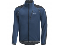 GORE C3 WS Phantom Zip-Off Jacket-deep water blue/black-L