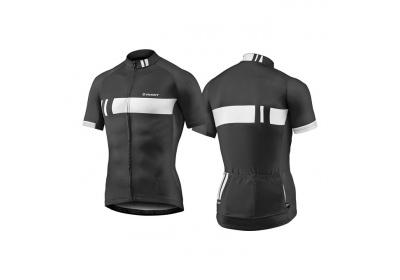 GIANT Podium SS Jersey-black/white-XL
