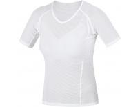 GORE M Women Base Layer Shirt-white-36