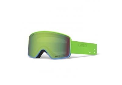 GIRO Method Silicone Neon Vivid Emerald/Vivid Infrared (2skla)