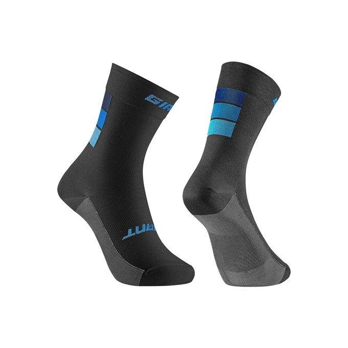 GIANT Elevate Socks-black/blue-S