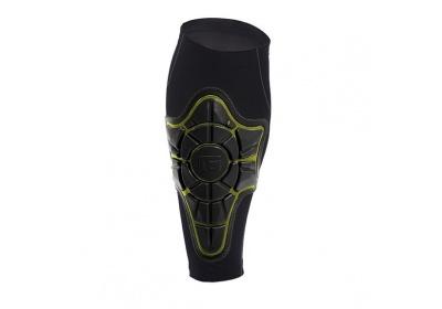 G-Form Pro-X Shin Pad-black/yellow-XL