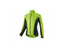 GIANT Core Wind Jacket yellow/grey-XXL
